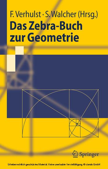 Das Zebra-Buch zur Geometrie - Blick ins Buch