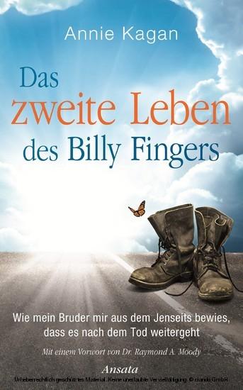 Das zweite Leben des Billy Fingers - Blick ins Buch