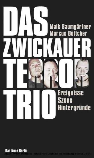 Das Zwickauer Terror-Trio - Blick ins Buch