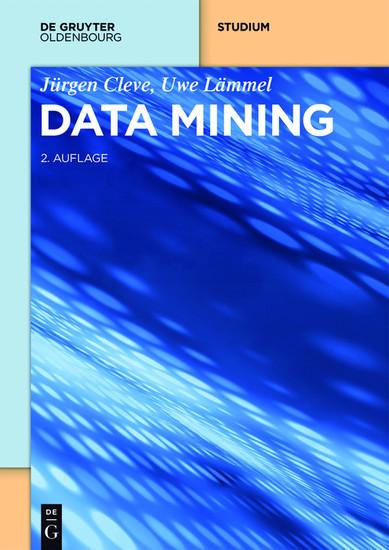 Data Mining - Blick ins Buch
