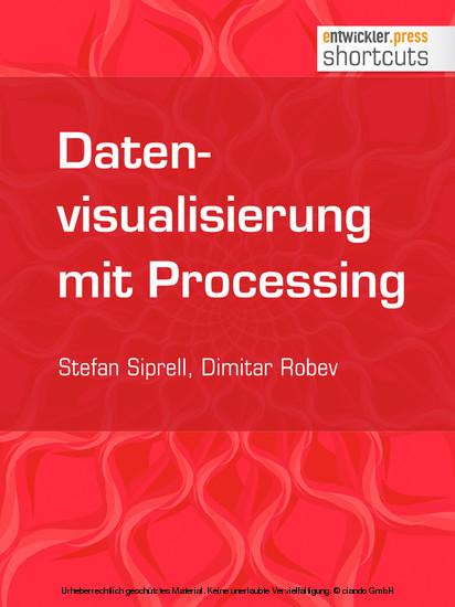 Datenvisualisierung mit Processing - Blick ins Buch