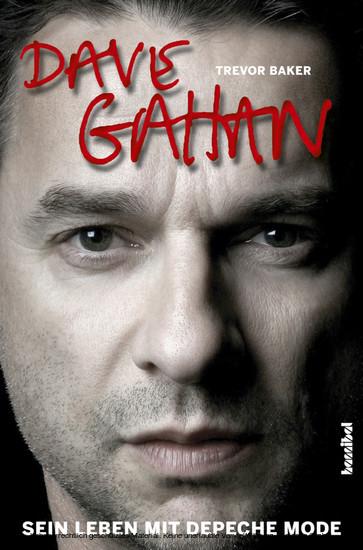 Dave Gahan - Blick ins Buch