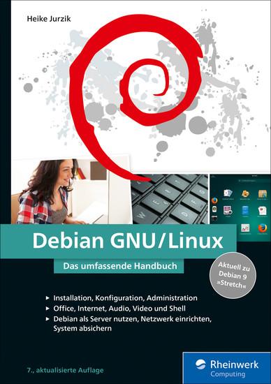 Debian GNU/Linux - Blick ins Buch