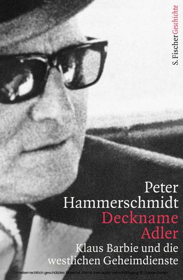 Deckname Adler - Blick ins Buch