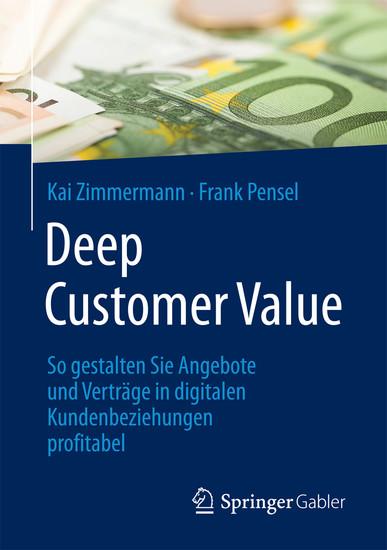Deep Customer Value - Blick ins Buch