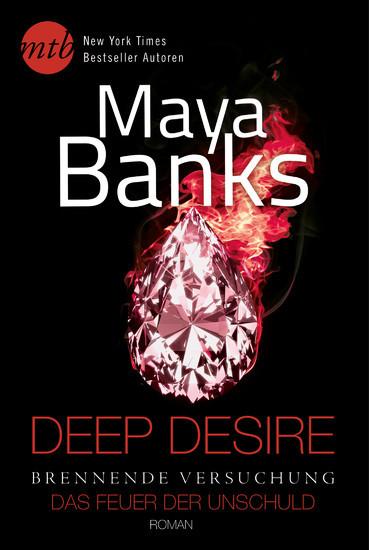 Deep Desire - Brennende Versuchung: Das Feuer der Unschuld - Blick ins Buch