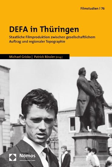 DEFA in Thüringen - Blick ins Buch