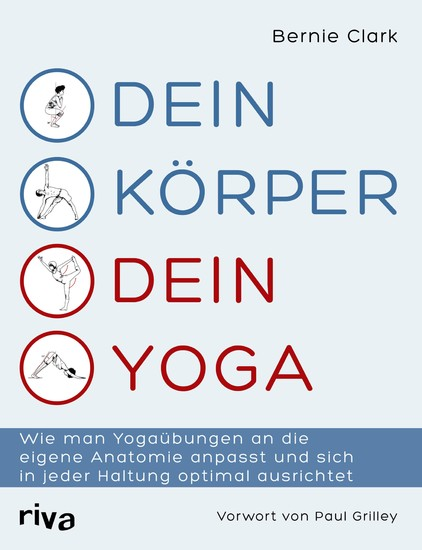 Dein Körper - dein Yoga - Blick ins Buch