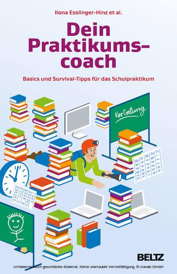 Dein Praktikumscoach - Blick ins Buch