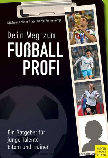Dein Weg zum Fußballprofi - Blick ins Buch