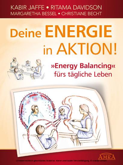 Deine Energie in Aktion! - Blick ins Buch