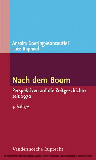 Nach dem Boom - Blick ins Buch