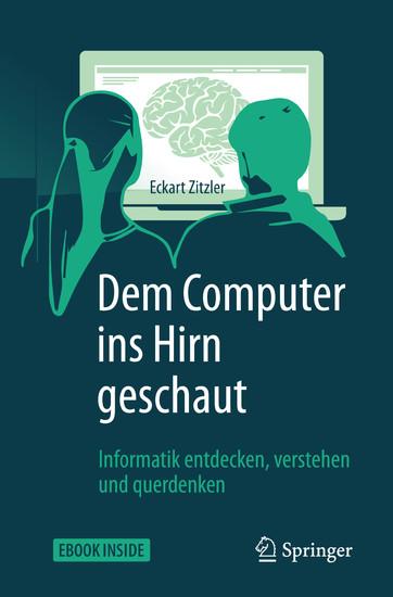 Dem Computer ins Hirn geschaut - Blick ins Buch