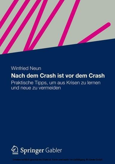 Nach dem Crash ist vor dem Crash - Blick ins Buch