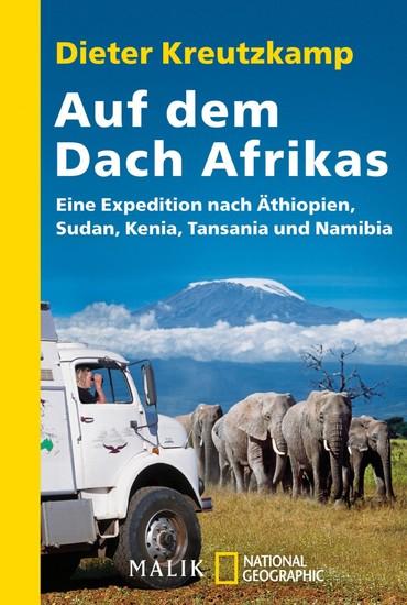 Auf dem Dach Afrikas - Blick ins Buch