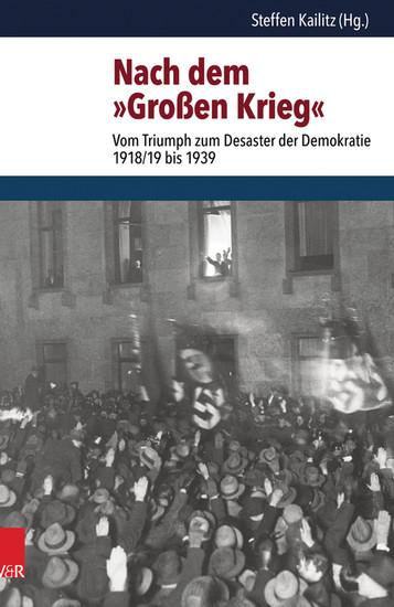 Nach dem »Großen Krieg« - Blick ins Buch