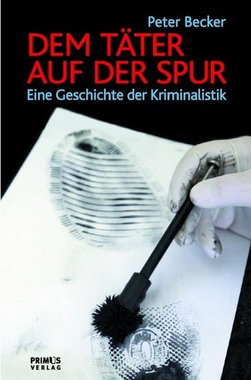Dem Täter auf der Spur - Blick ins Buch
