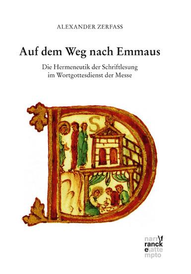 Auf dem Weg nach Emmaus - Blick ins Buch