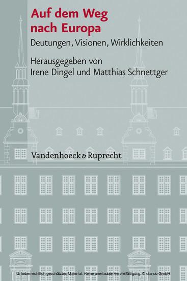 Auf dem Weg nach Europa - Blick ins Buch
