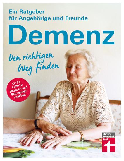 Demenz. Den richtigen Weg finden - Blick ins Buch