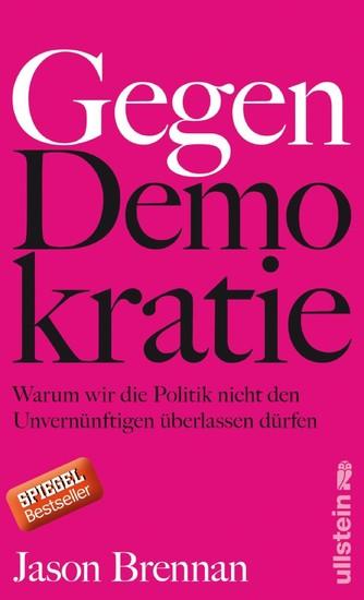 Gegen Demokratie - Blick ins Buch