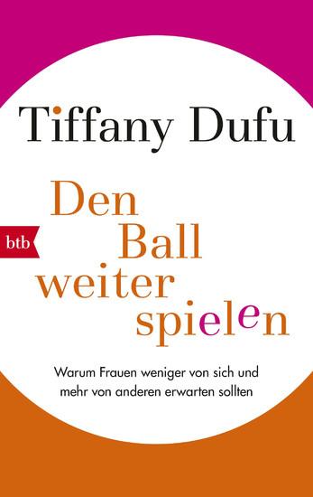 Den Ball weiterspielen - Blick ins Buch