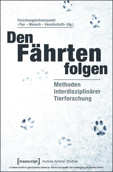Den Fährten folgen - Blick ins Buch