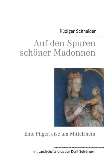 Auf den Spuren schöner Madonnen - Blick ins Buch
