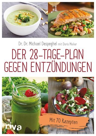 Der 28-Tage-Plan gegen Entzündungen - Blick ins Buch