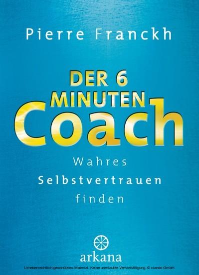 Der 6-Minuten-Coach - Blick ins Buch