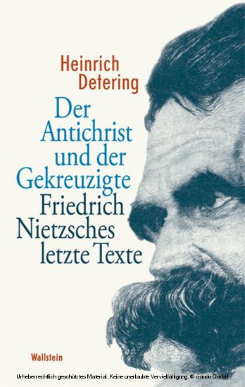 Der Antichrist und der Gekreuzigte - Blick ins Buch