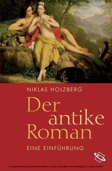 Der antike Roman - Blick ins Buch