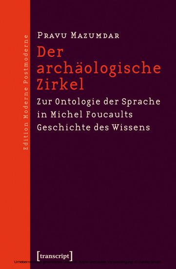 Der archäologische Zirkel - Blick ins Buch