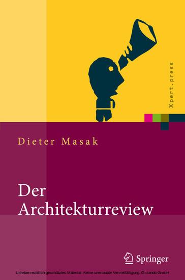 Der Architekturreview - Blick ins Buch