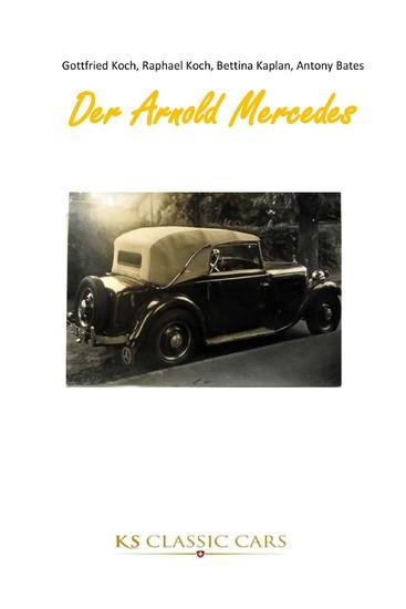 Der Arnold Mercedes - Blick ins Buch