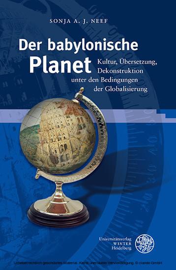 Der babylonische Planet - Blick ins Buch