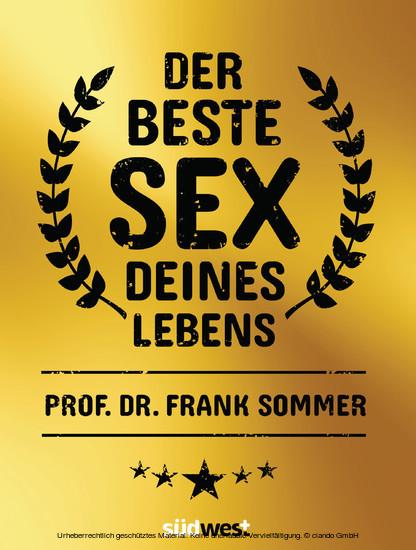 Der beste Sex deines Lebens - Blick ins Buch