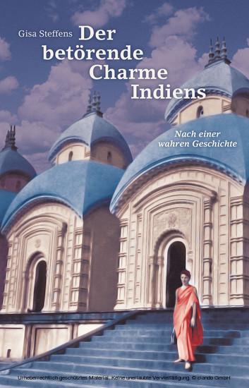 Der betörende Charme Indiens - Blick ins Buch