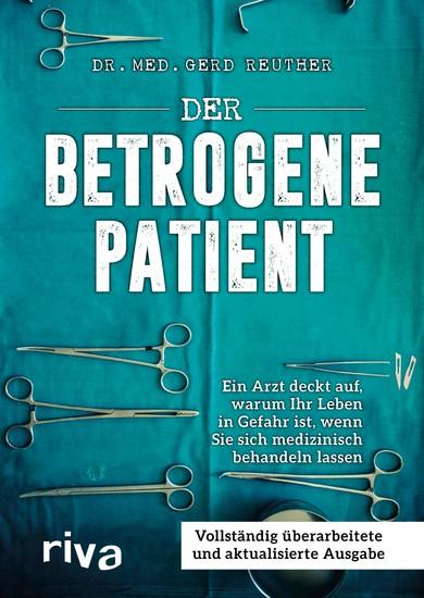 Der betrogene Patient - Blick ins Buch