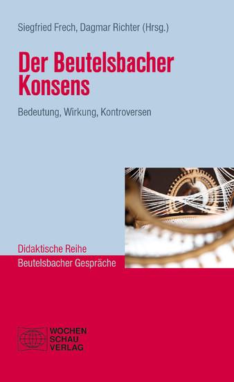 Der Beutelsbacher Konsens - Blick ins Buch