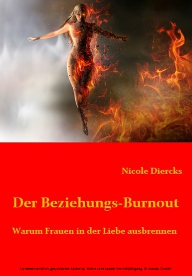 Der Beziehungs-Burnout - Blick ins Buch