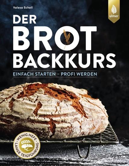 Der Brotbackkurs - Blick ins Buch