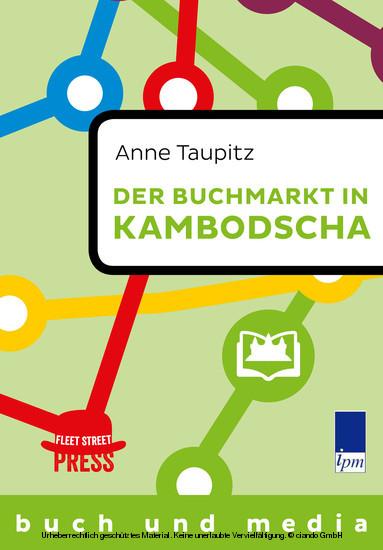Der Buchmarkt in Kambodscha - Blick ins Buch