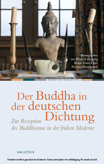 Der Buddha in der deutschen Dichtung - Blick ins Buch