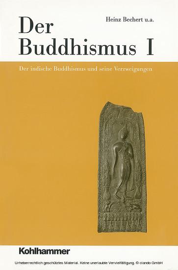 Der Buddhismus I - Blick ins Buch