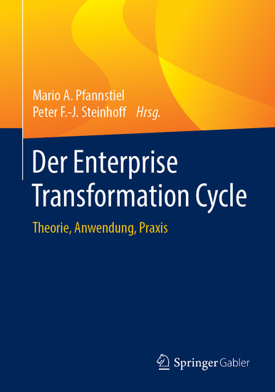 Der Enterprise Transformation Cycle - Blick ins Buch