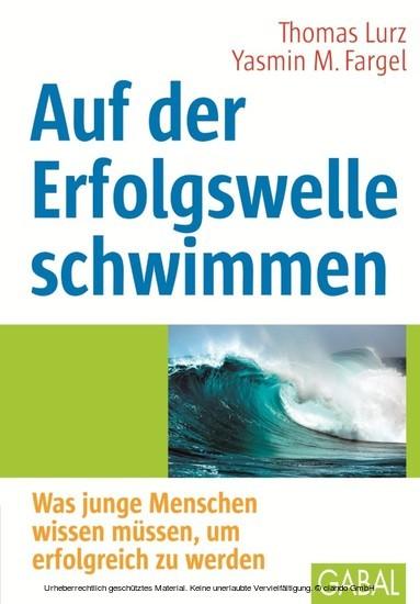 Auf der Erfolgswelle schwimmen - Blick ins Buch