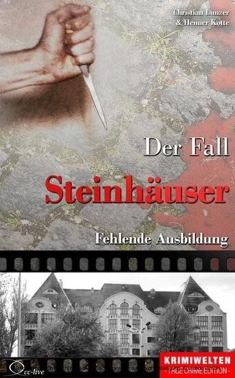 Der Fall Steinhäuser - Blick ins Buch