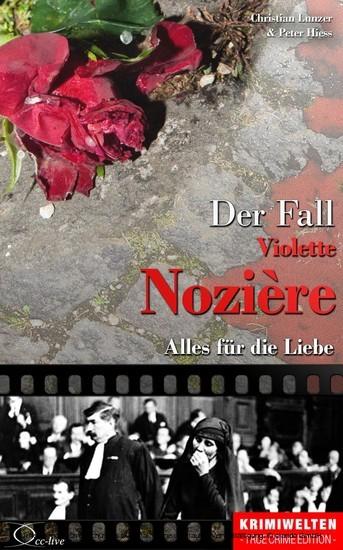 Der Fall Violette Nozière - Blick ins Buch
