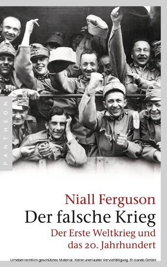 Der falsche Krieg - Blick ins Buch